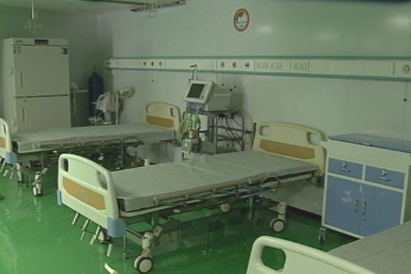 Un hôpital flottant chinois en escale à Tahiti