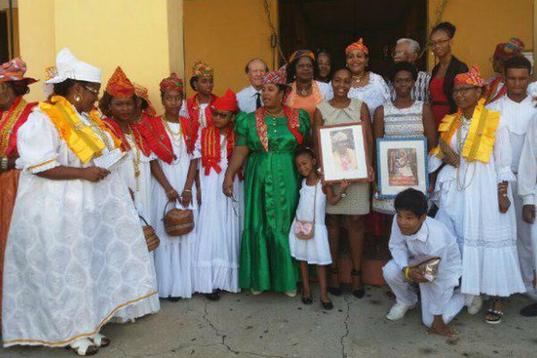 Des hommages rendus à Rosange Blérald, grande figure du théâtre en Guyane