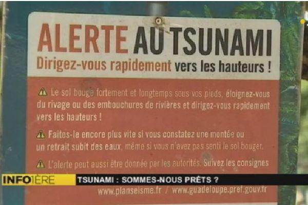 Sommes-nous prêts à faire face à un tsunami ?