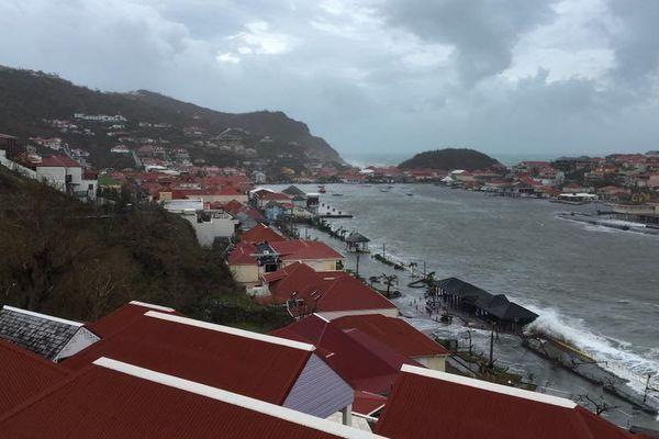 Saint-Barthélémy après Irma