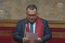 Le député Sylvain Brial à l'Assemblée Nationale - Janvier 2019