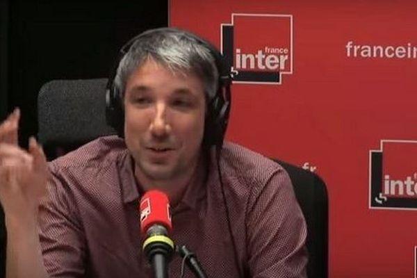 Guillaume Meurice France Inter