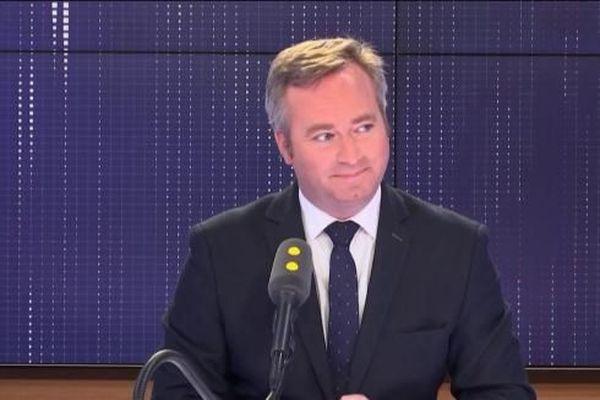 Jean-Baptiste Lemoyne - Secrétaire d'Etat au Tourisme
