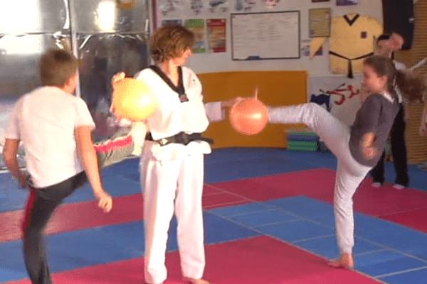 initiation taekwondo