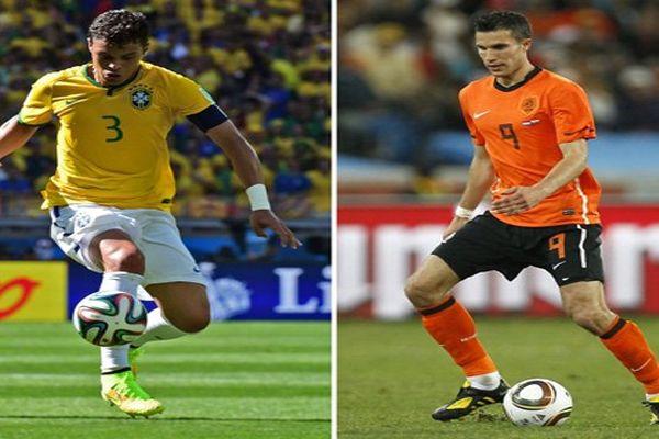 foot Brésil Pays Bas
