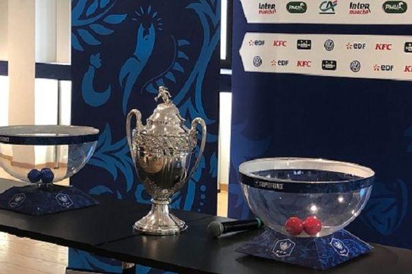 Le tirage au sort a eu lieu ce mardi 19 novembre à la Fédération Française de Football à Paris.