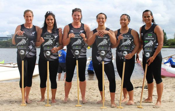 Les seniors dames de la Nouvelle-Zélande, principales rivales des tahitiennes - Sunshine Coast 2016