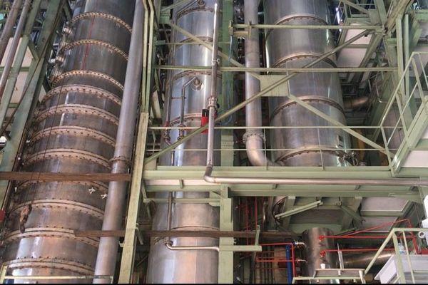 colonnes distillation