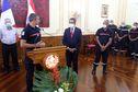 Le travail des sapeurs-pompiers métropolitains salué par les autorités du Pays