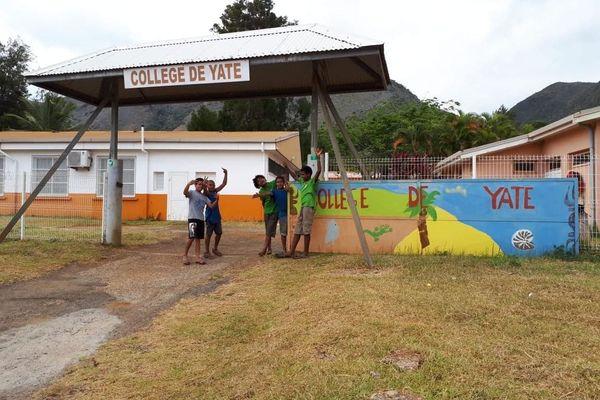Collège de yaté