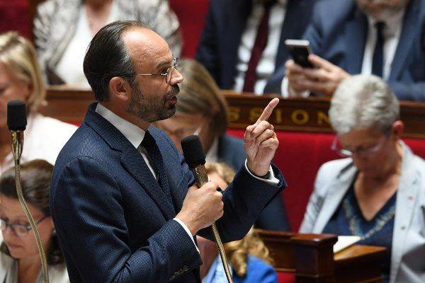 Edouard Philippe Assemblée nationale