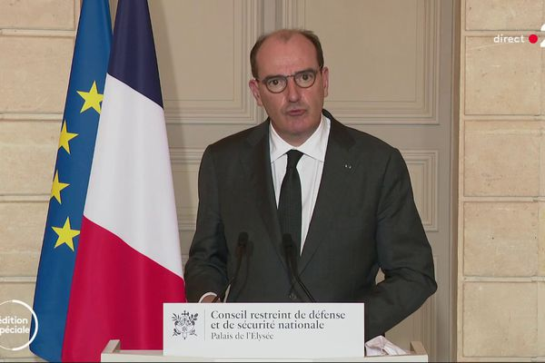 Jean Castex 29 janvier 2021