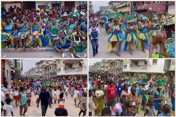 Carnaval Martiniquais en Côte-d'Ivoire