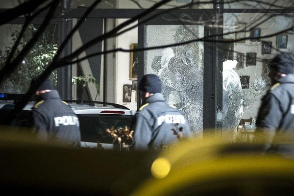 Attentat Copenhague