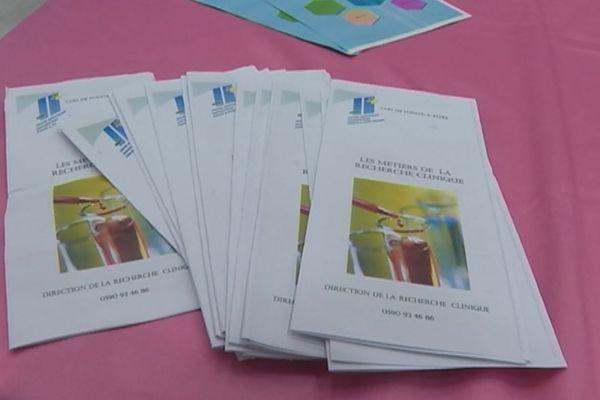 La Recherche clinique en Guadeloupe