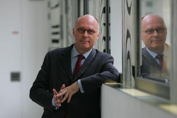 Stéphane Martin en 2006