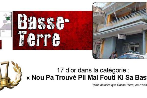 Commissariat de Basse-Terre, 17 d'or