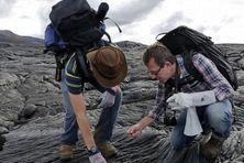 """Image extraite de l'épisode """"Volcans et séismes : quand la Terre gronde"""" diffusé sur France 3 en 2017"""