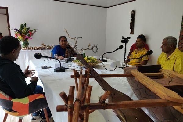 débat radio IDP