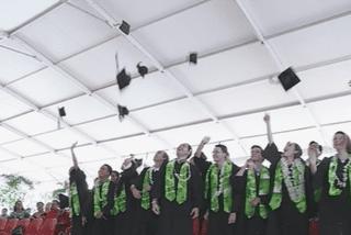ECT : remise des diplômes