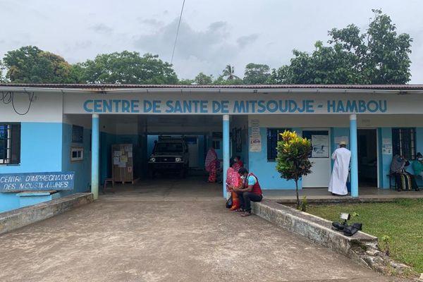 centre de sante aux Comores