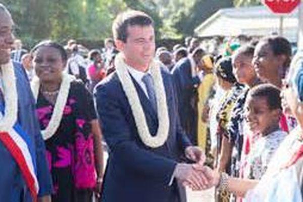 Valls à Mayotte