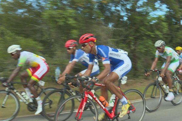 cyclisme championnat outremer