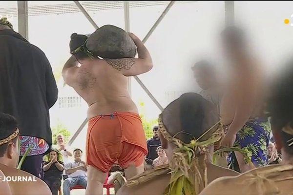 La prison fait son Heiva des sports traditionnels