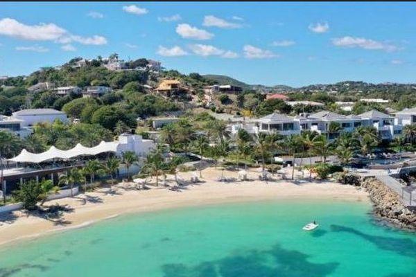 Antigua et Barbuda hôtel
