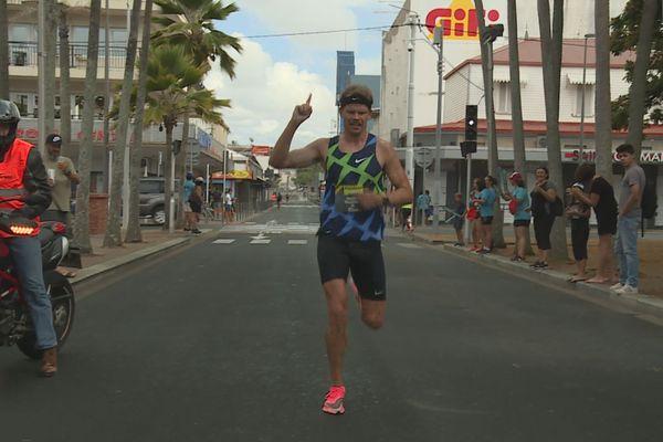 Néobus Race. Bastien Rouzoul
