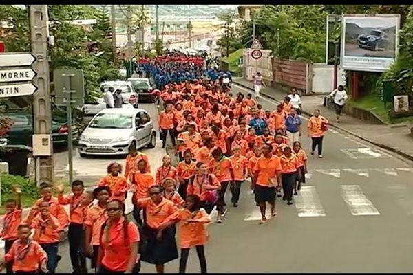 Scouts de Martinique