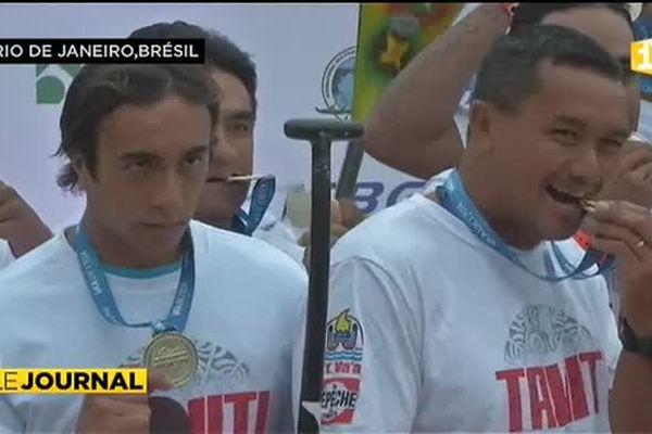 Finales V1 et V6 du Va'a Rio 2014 ce weekend