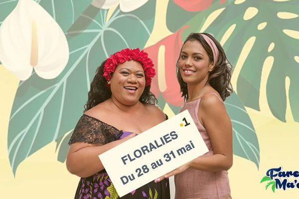 Du 28 au 31 mai, Fare Ma'ohi fera la part belle aux Floralies