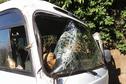 Hiva Oa : un cocotier emboutit un bus scolaire