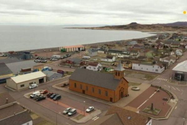 Miquelon inondations
