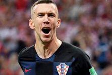 Perisic peut exulter, la Croatie est en finale de Coupe du Monde pour la première fois de son histoire !
