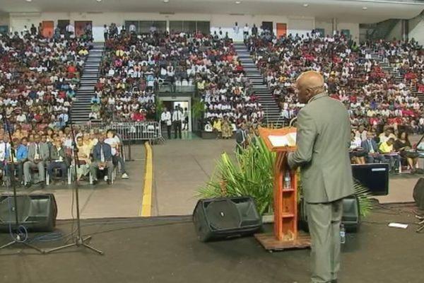 Convention Eglise Evangélique au Gosier