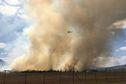 Koné : un incendie est en cours près de l'aérodrome