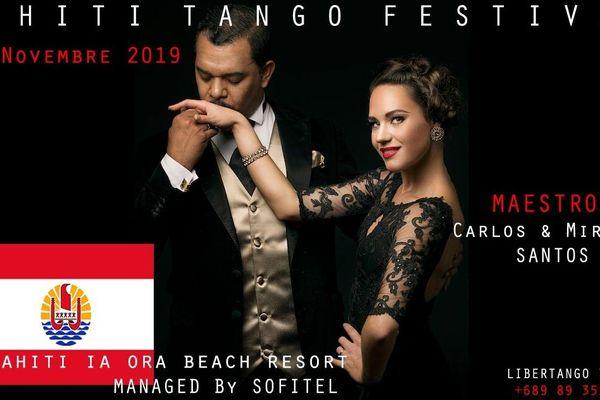 Tahiti tango festival