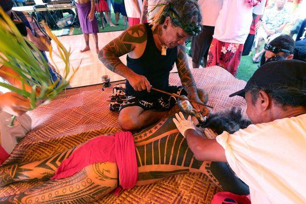 La 3ème Polynesia Tatau ouverte