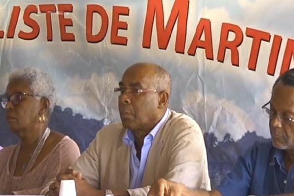 Socialistes martiniquais