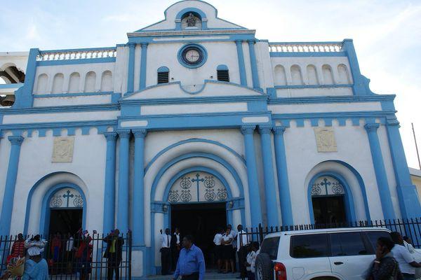 Eglise Croix de Bouquet Haïti