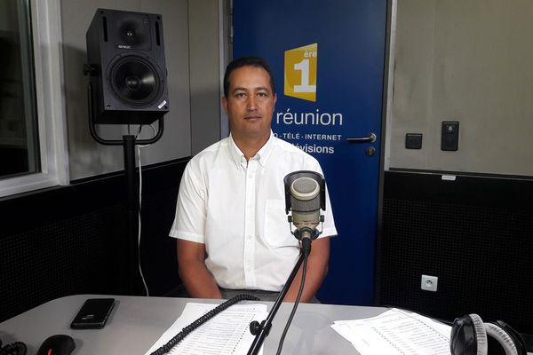 Olivier Robert, président de la coopérative Sica Revia