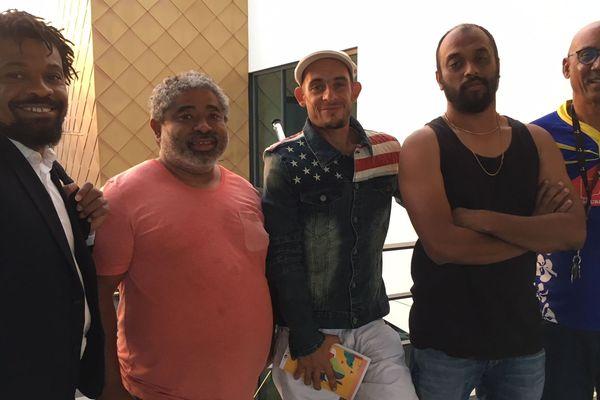Jean-Paul Mélade et ses invités de Culture 1ère du 25 octobre