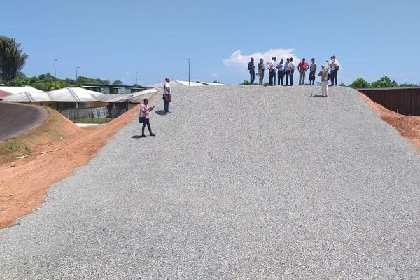 Bientôt une piste de BMX en Guyane