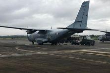 Evacuation vers les Antilles de patients Covid l'an dernier