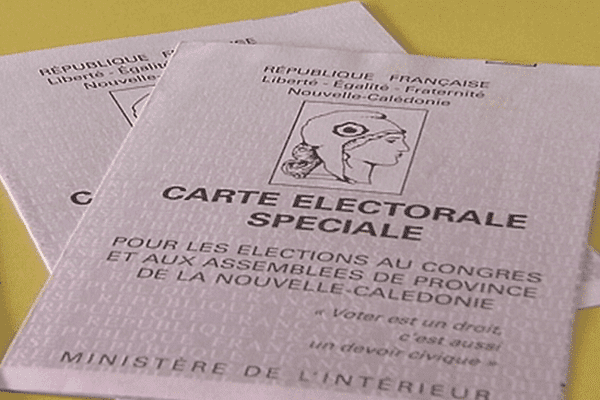 validation liste électorale