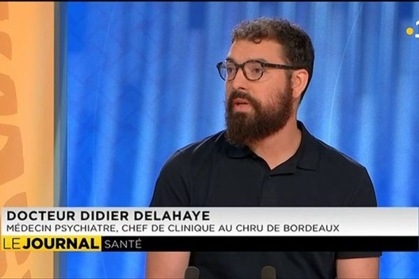 Docteur Didier Delahaye : invité du journal