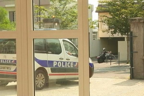 Police tribunal Saint-Pierre