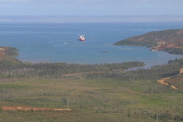 Baie de N'GO. Aqualagon vs MKM